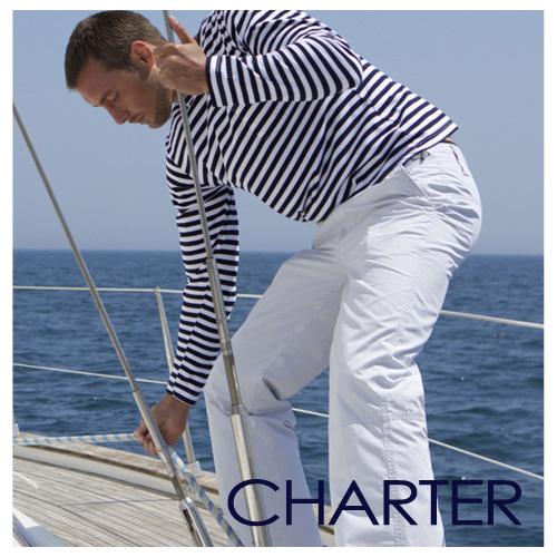 Abbigliamento per Charter